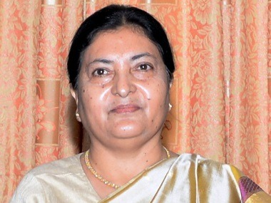 Pay heed to archaeological heritages during reconstruction: President Bhandari