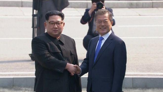उत्तर कोरियाली नेता किमको दक्षिण कोरिया भ्रमण चाँडै