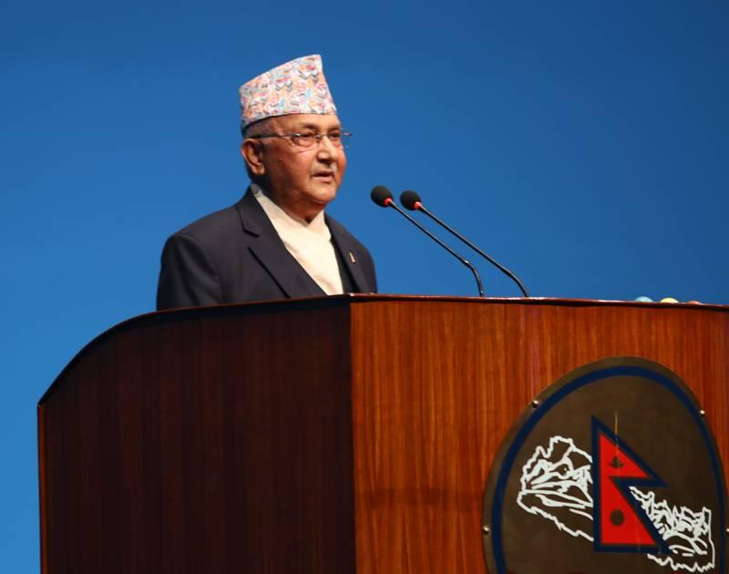 प्रधानमन्त्री ओलीको चीन भ्रमण अपेक्षा—आर शर्मा