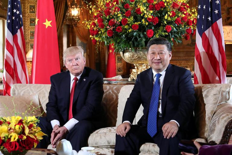 अमेरिका—चीन व्यापारयुद्धले एक महिनामा १० खर्ब डलरको नोक्सानी