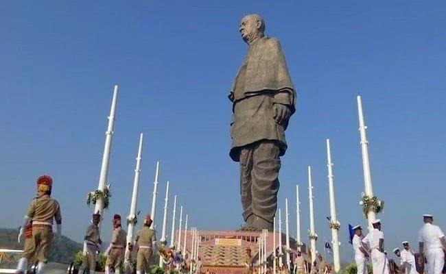 भारतमा संसारकै अग्लो मूर्ति