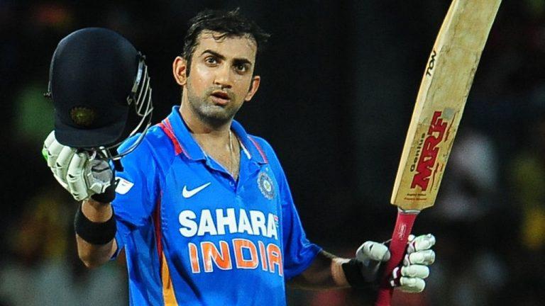 गौतम गाम्भिरले किन लिए क्रिकेटबाट सन्यास ?