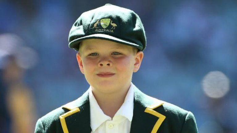 सात वर्षीय बालक बने क्रिकेट कप्तान