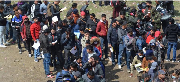 दक्षिण कोरियाले १० हजार ५० नेपाली कामदार लाने