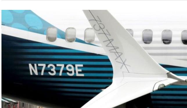 संसारभर बोइङका ७३७ म्याक्स विमान उडानमा रोक