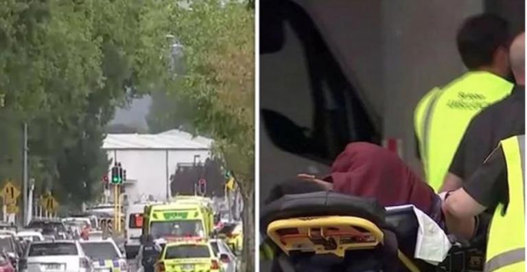 न्यूजिल्याण्डको मस्जिदमा अन्धाधुन्ध गोली प्रहार, धेरैको मृत्यु