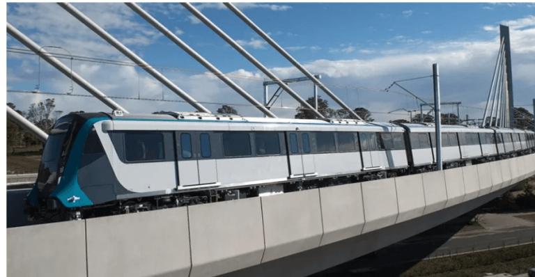 अष्ट्रेलियाकै पहिलो चालकविहीन रेल सेवा सुरु