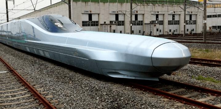 विश्वको सबैभन्दा तीव्र गतिको रेल ल्याउँदै जापान
