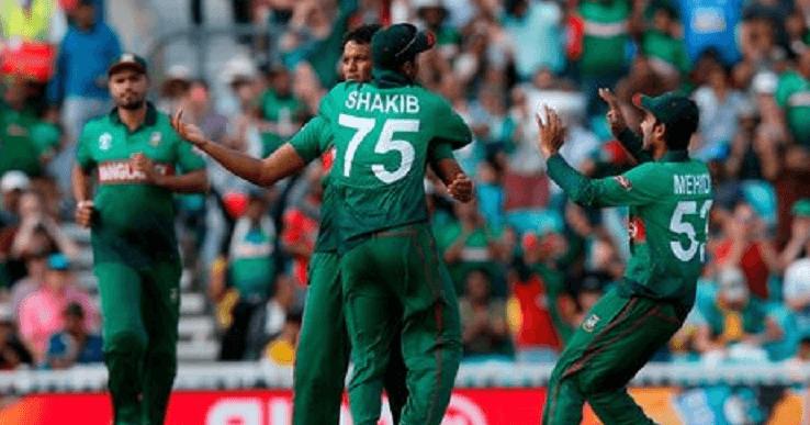 बंगलादेश–दक्षिण अफ्रिकाबीचको खेलमा आठ कीर्तिमान