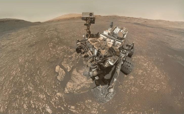 मंगल ग्रहमा भेटियो मिथेन ग्यास