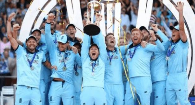 विश्वकप क्रिकेट : एकदिवसीय प्रतियोगितामा न्यूजील्यान्डलाई हराउँदै इङ्ग्ल्यान्ड बन्यो नयाँ विश्वविजेता