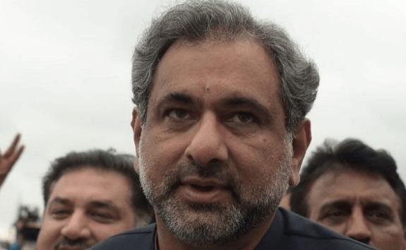 पाकिस्तानका पूर्वपाकिस्तानी प्रधानमन्त्री अब्बासी भ्रष्टाचारको आरोपमा गिरफ्तार